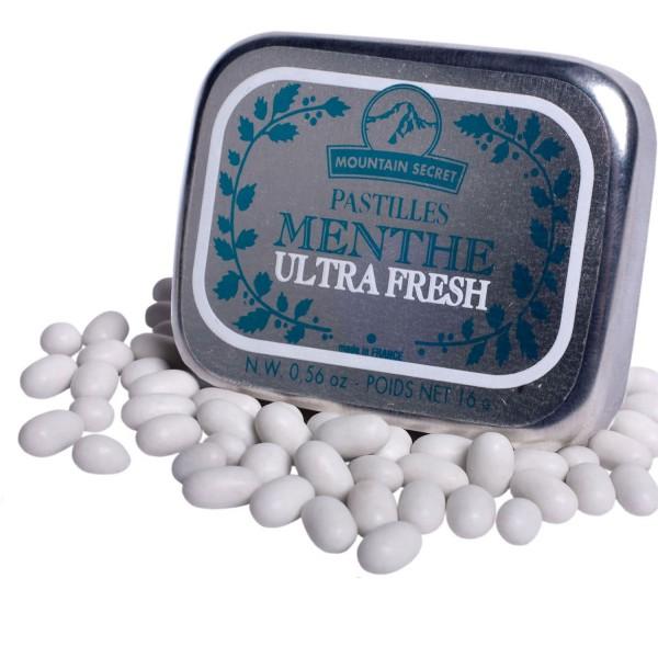 Mountain Secret Menthe Ultra Fresh