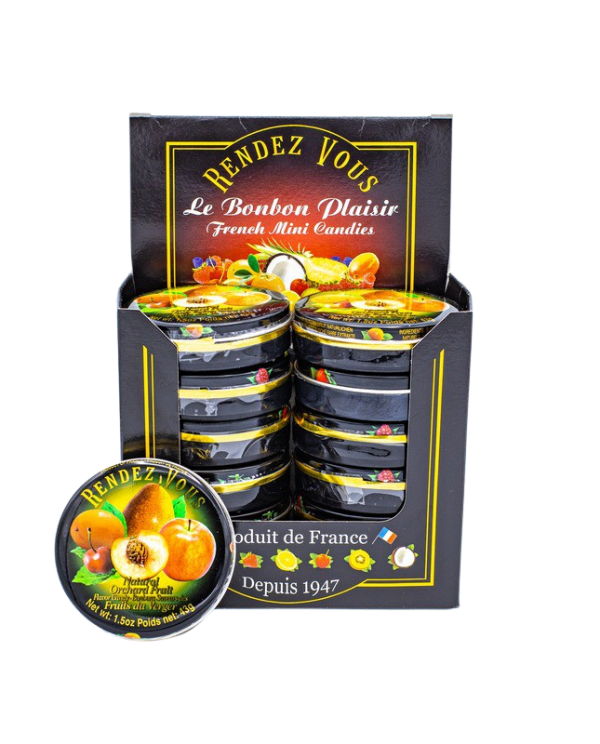 Coffret Rendez Vous Fruits du Verger (x12)