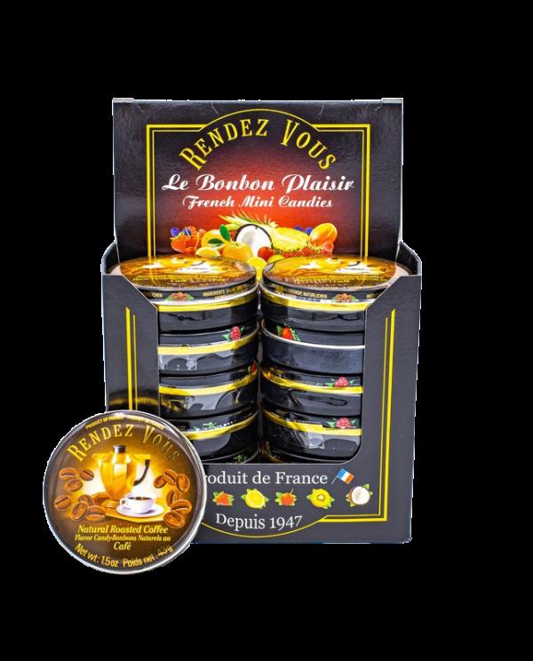 Coffret Rendez Vous au Café (x12)