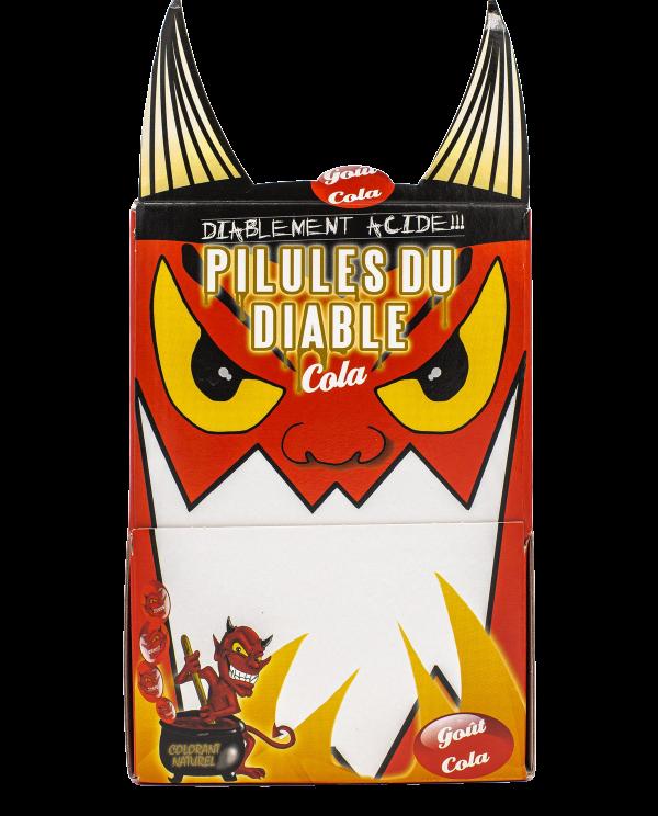 Sachet Devil's Pills Cola 80g