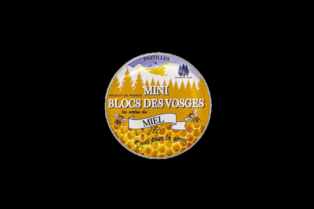 Mini Blocs des Vosges Miel